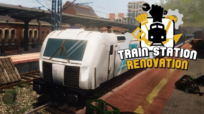Train Station Renovation Is Now Available For Xbox One And Xbox Series X|S