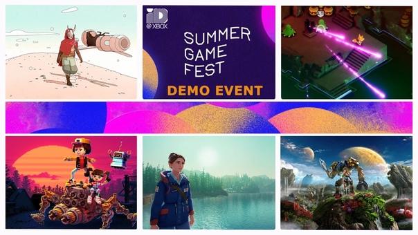 В этом году с 15 июня до 21 июня включительно вы сможете опробовать демоверсии 40 будущих игр для Xbox One и Xbox Series X|S в рамках ID@Xbox Summer Game Fest Demo!
