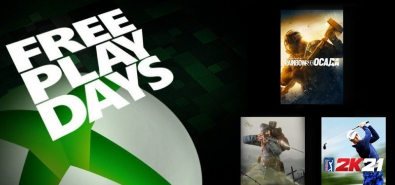 Verdun, PGA Tour 2K21 и Rainbow Six Siege временно бесплатны для подписчиков Xbox Live Gold / Xbox Game Pass Ultimate