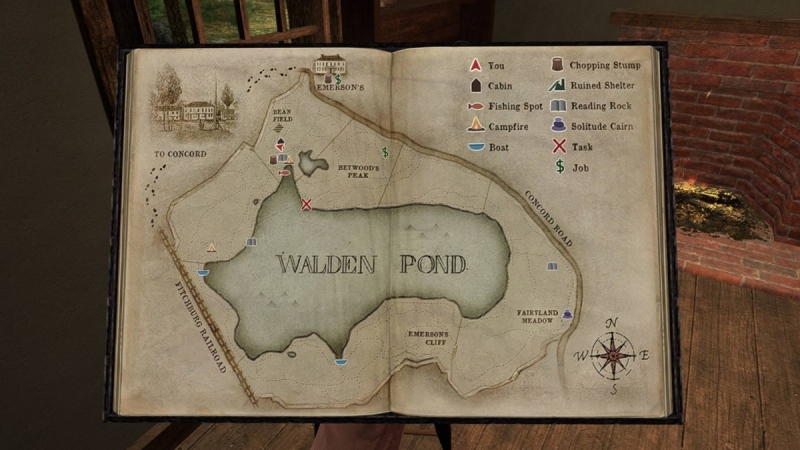 Walden, A Game Is Now Available For Digital Pre-order And Pre-download On Xbox One And Xbox Series X|S