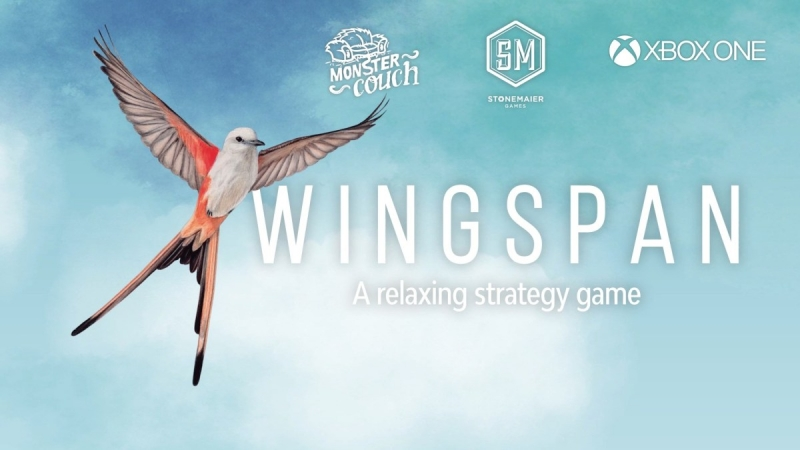 WINGSPAN Is Now Available For Digital Pre-order And Pre-download On Xbox One And Xbox Series X S