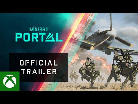 Battlefield™ 2042 — Battlefield™ Portal Official Trailer