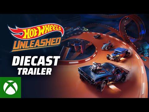 Hot Wheels Unleashed™  Diecast Trailer