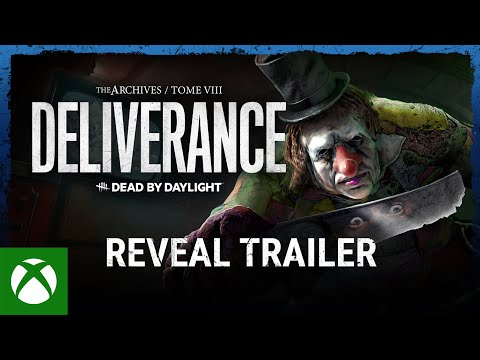 Dead by Daylight | Tome VIII: DELIVERANCE Reveal Trailer