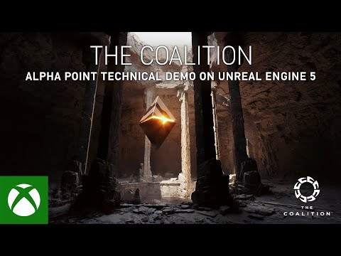 The Coalition — Alpha Point Technical Demo on Unreal Engine 5