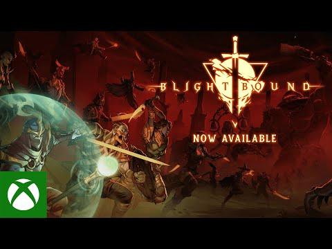 Blightbound — Launch Trailer