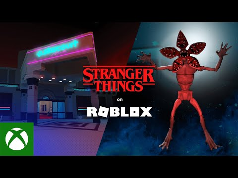Roblox: Stranger Things Trailer