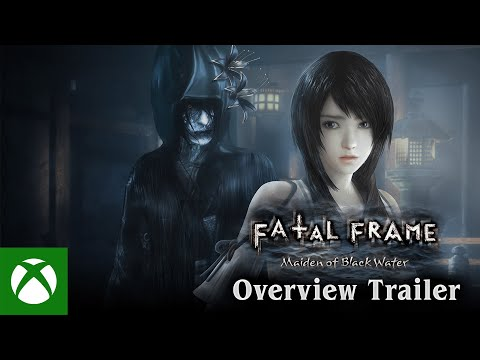 FATAL FRAME: Maiden of Black Water — Overview Trailer
