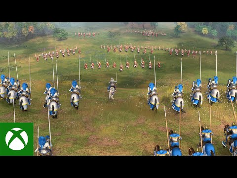 Age of Empires IV  — The Hundred Years War