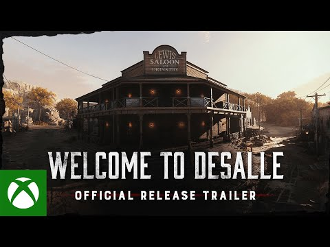 Welcome to DeSalle — Official Release Trailer