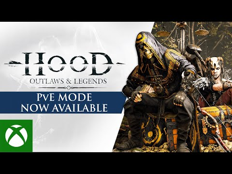 Hood: Outlaws & Legends — Free New 'State Heist' PvE Mode Trailer