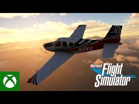 Why I Fly — Microsoft Flight Simulator — Shinji Maeda
