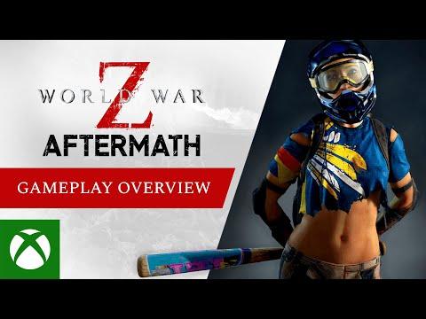 World War Z: Aftermath — Gameplay Overview Trailer