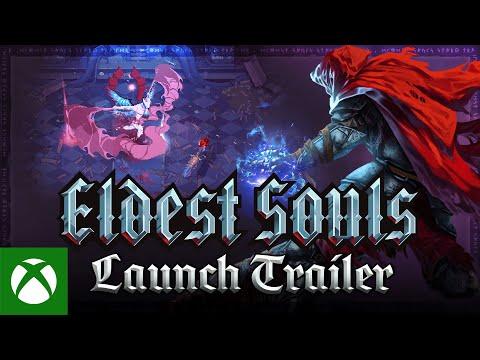 Eldest Souls — Gameplay Launch Trailer