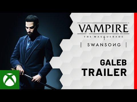 Vampire: The Masquerade — Swansong | Galeb Character Trailer
