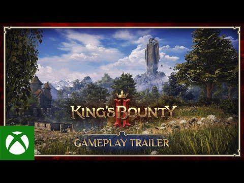 King's Bounty II – Gameplay Trailer
