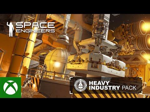 Space Engineers | Heavy Industry