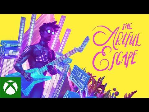 The Artful Escape — Release Date Trailer