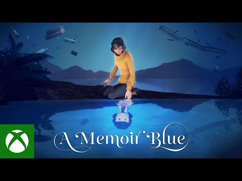 A Memoir Blue — Reveal Trailer
