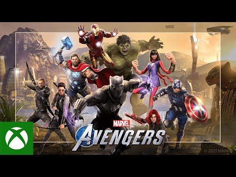 Marvel's Avengers — Content Assembled Trailer