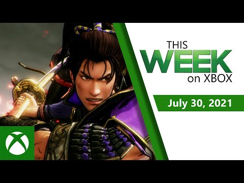 This Week On Xbox: July 30, 2021