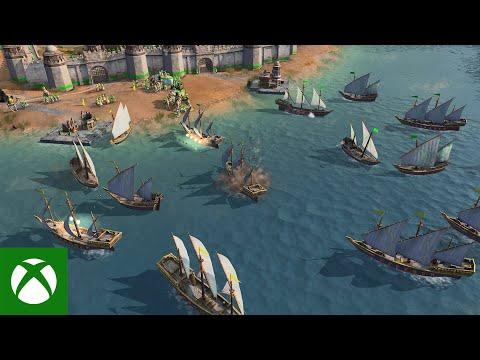 Age of Empires IV  — Naval Warfare