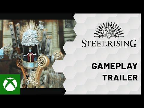 Steelrising | Gameplay Trailer