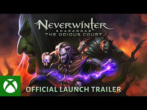 Neverwinter: Sharandar — The Odious Court Official Launch Trailer