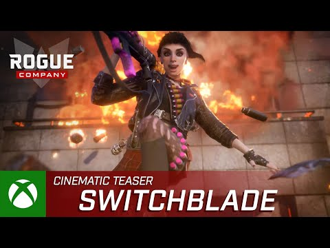 Rogue Company: Cinematic Teaser — Switchblade
