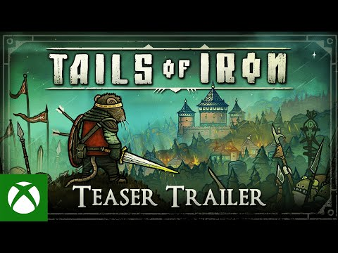 Tails of Iron — Teaser Trailer: Welcome to the Kingdom