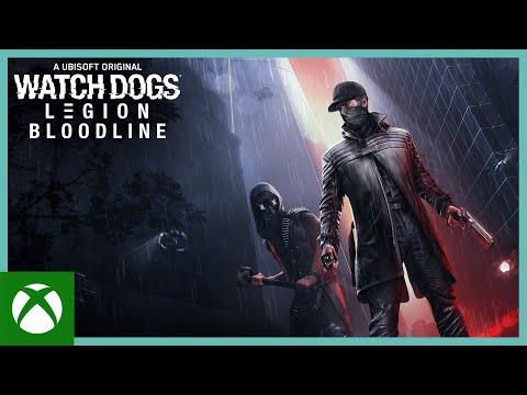 Watch Dogs: Legion — Bloodline DLC Announce Trailer   Ubisoft [NA]
