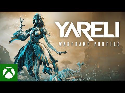 Warframe — Yareli Profile | Available Now