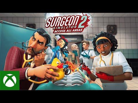 Surgeon Simulator 2 — Access All Areas — Xbox Announce
