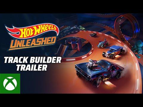 Hot Wheels Unleashed™| Track Builder Trailer