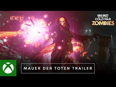 Mauer Der Toten Trailer   Season Four   Call of Duty®: Black Ops Cold War
