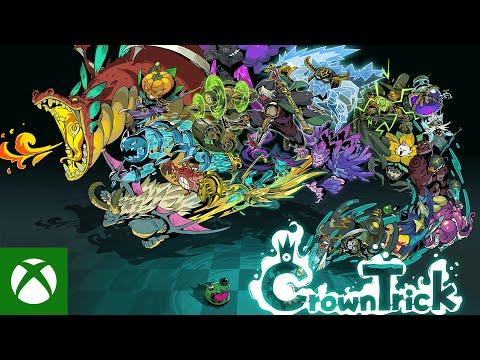 Crown Trick — Release Date Announcement Trailer