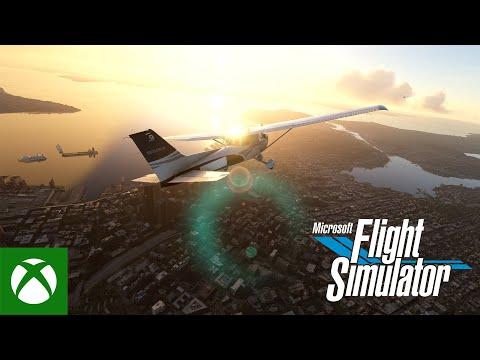 Why I Fly — Microsoft Flight Simulator — Squirrel