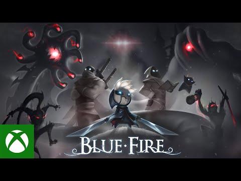 Blue Fire Launch Trailer