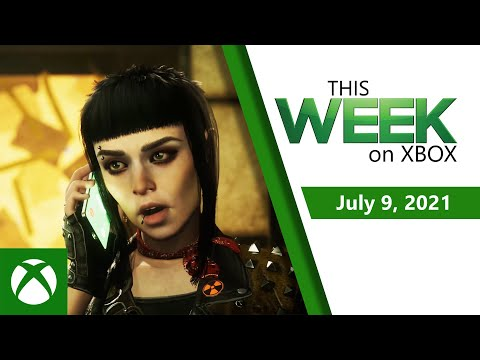 This Week On Xbox: July 09, 2021