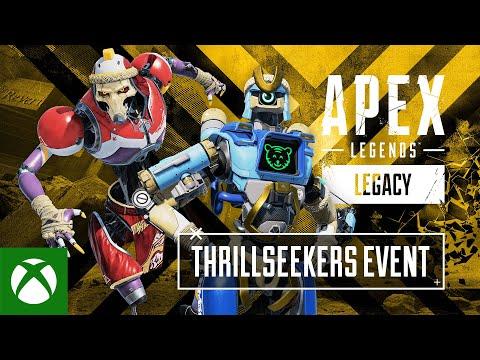 Apex Legends: Thrillseekers Event Trailer