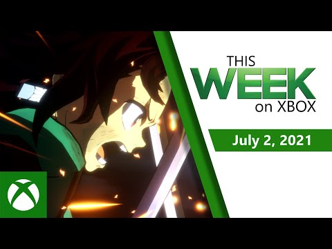 This Week On Xbox: July 02, 2021
