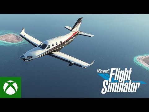 Why I Fly — Microsoft Flight Simulator — Emilie