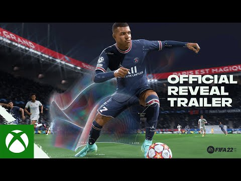 FIFA 22 | Official Reveal Trailer | Powered by Football