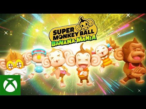 Super Monkey Ball Banana Mania — Wondrous Worlds