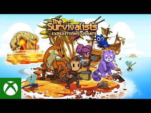 The Survivalists — Expeditions Update Trailer