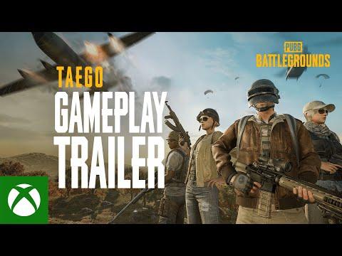 PUBG — New 8×8 Map: TAEGO Gameplay Trailer