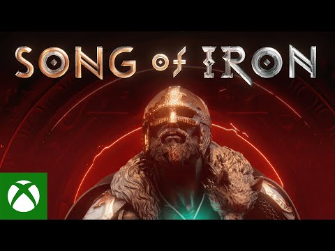 SONG of IRON | Release Date Anouncement Trailer