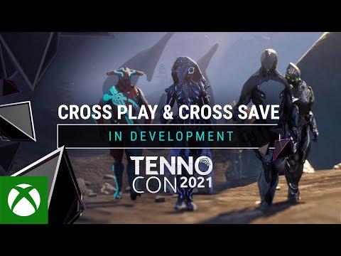 Warframe   TennoCon 2021 — Cross Play And Cross Save — In Development