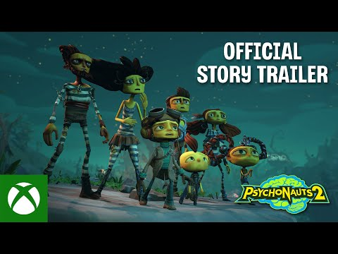 Psychonauts 2- Official Story Trailer