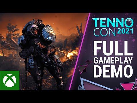 Warframe | TennoCon 2021: The New War — Full 30-Minute Gameplay Demo